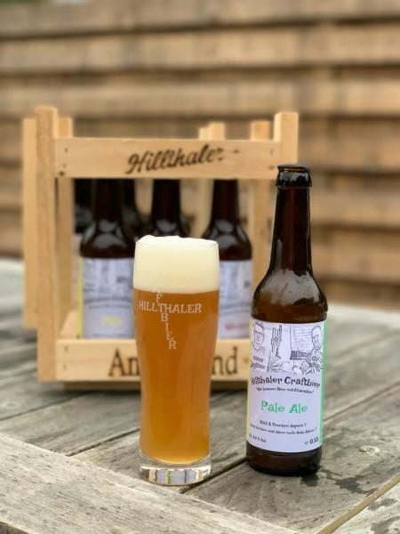 Hillthaler Craftbier Pale Ale 0,33l