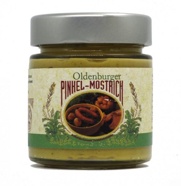 Oldenburger Pinkelmostrich (Grünkohlsenf)