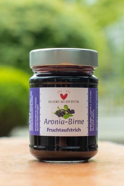 Fruchtaufstrich Aronia-Birne 200g