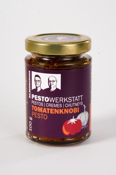Tomaten-Knobi-Pesto