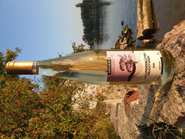 Holunderblütenwein 2020, trocken