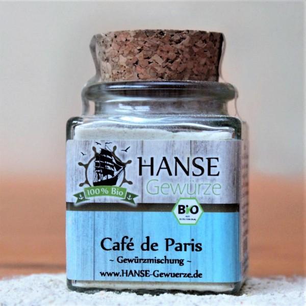 BIO Café de Paris, Gewürzmischung