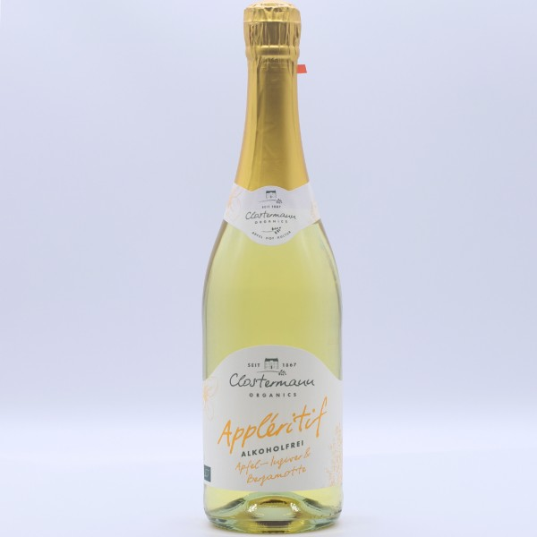 Appléritif Apfel, Ingwer & Bergamotte, alkoholfrei