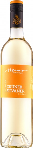 Grüner Silvaner - Weingut Hemer
