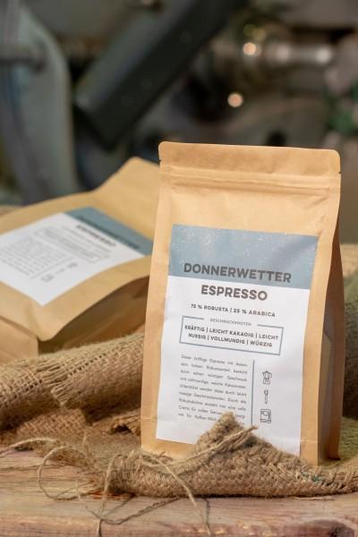 Espresso Donnerwetter