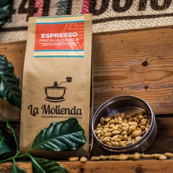 Der helle Espresso