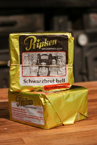 Schwarzbrot, hell (Art.-Nr. 900)