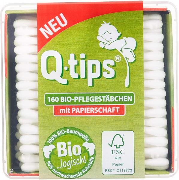 Bio-Pflegestäbchen von Q-tips