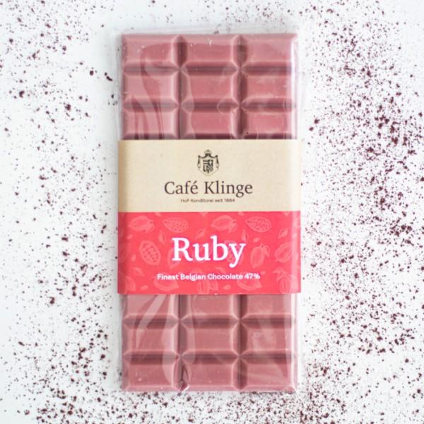 Ruby Kakaogehalt 47%