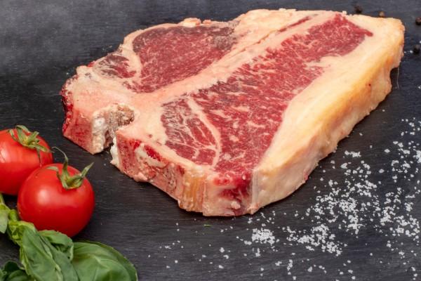 Wagyu Porterhouse Steak DryAged