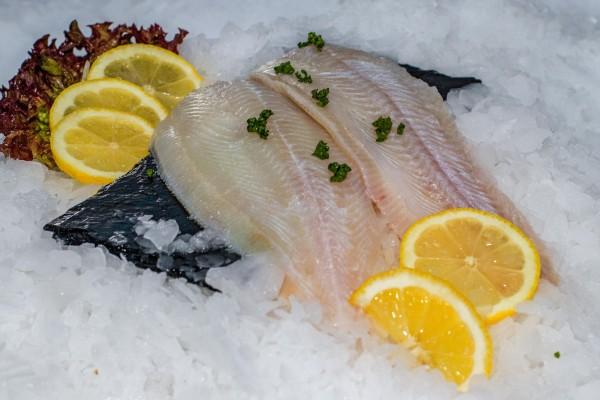Seezunge küchenfertig Tiefgekühlt