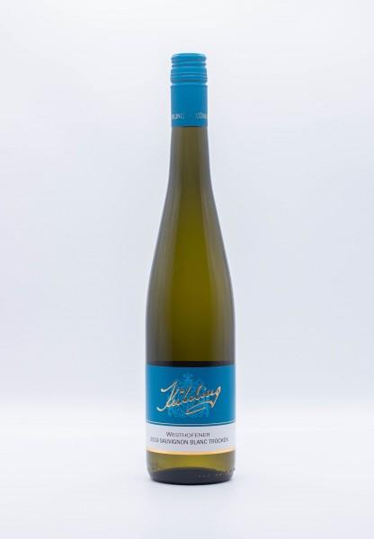Westhofener Sauvignon Blanc trocken, Weingut Kühling