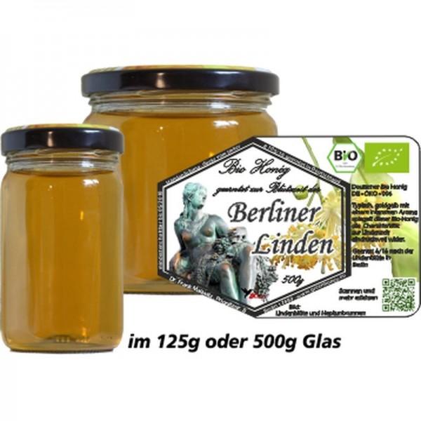 Bio-Honig Berliner Linden