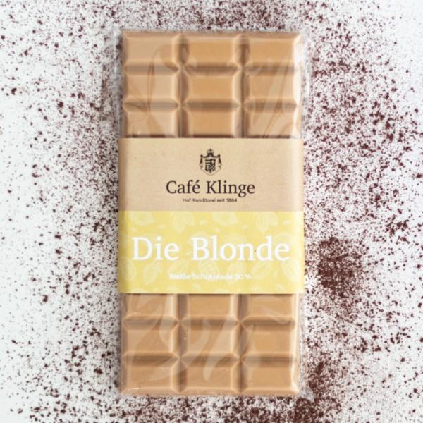 Die Blonde Kakaogehalt 30%