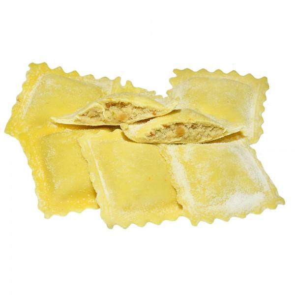 Ziegenkäse-Feige Ravioli (frisch)