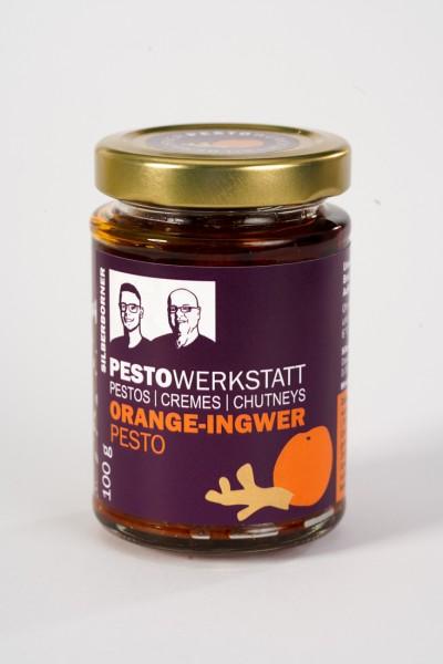 Orange Ingwer Pesto