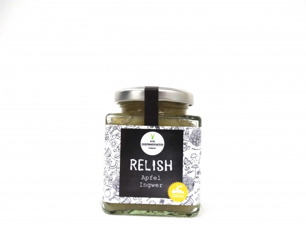 RELISH Apfel-Ingwer