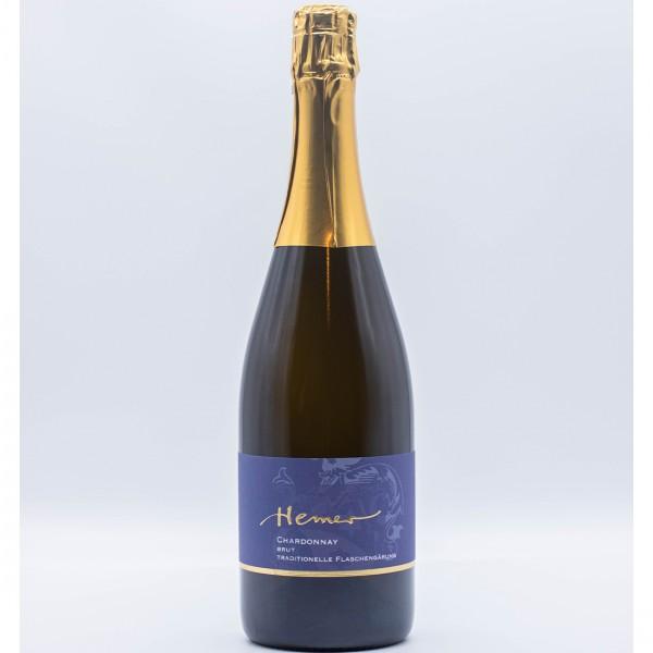 Chardonnay Sekt Brut von Hemer