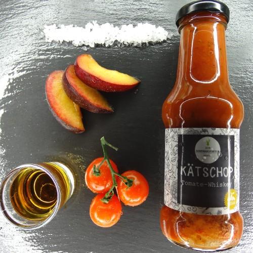 KÄTSCHOP Tomate - Whiskey