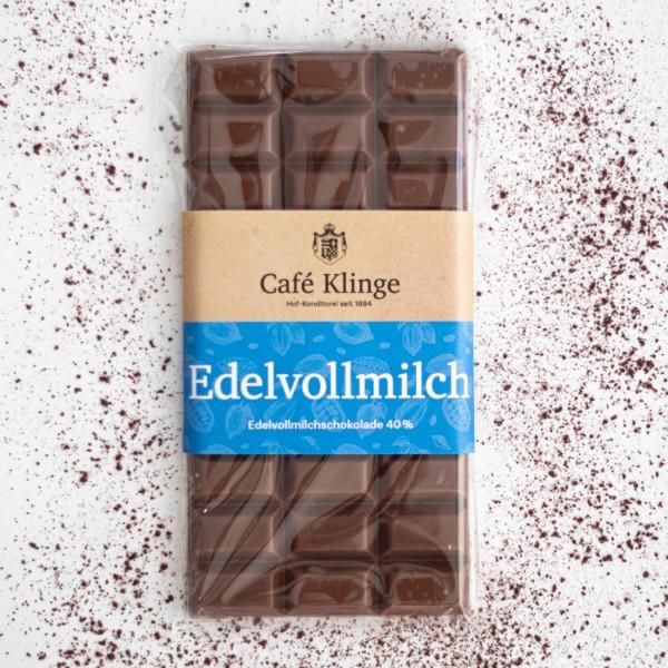 Edelvollmilch Kakaogehalt 40%