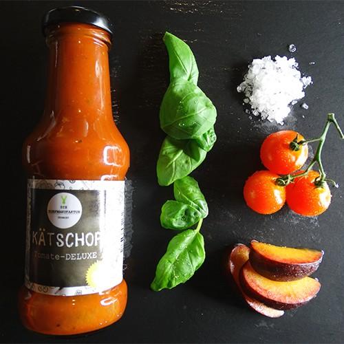 KÄTSCHOP Tomate-Deluxe