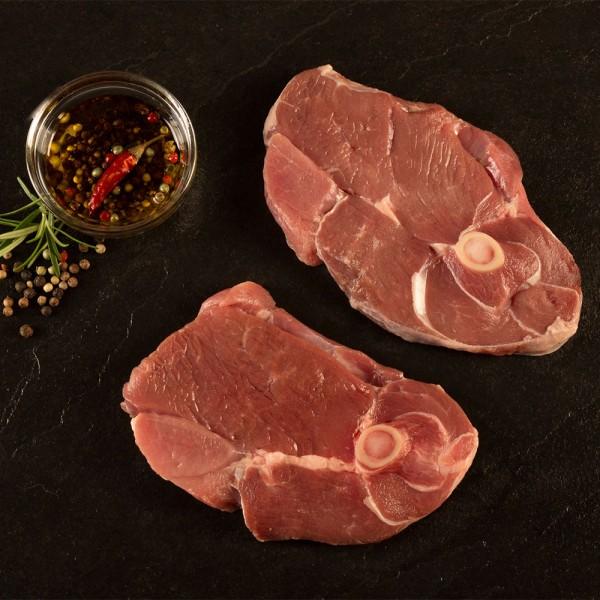 Lamm Steaks