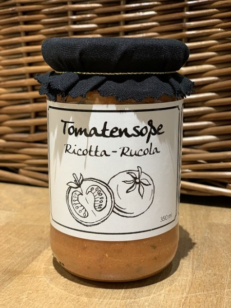 Tomatensoße Ricotta-Rucola 350ml