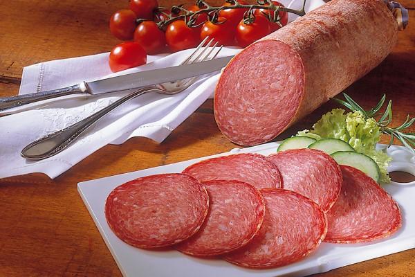 Aalrauch-Bauernmettwurst, Stück ca. 1,1kg
