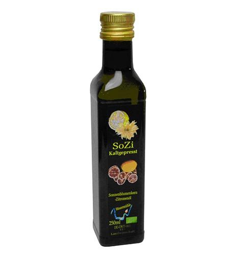 Sonnenblumenkern - Zitronenöl, Dressing
