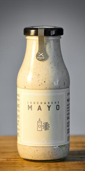 Lauchasche Mayo
