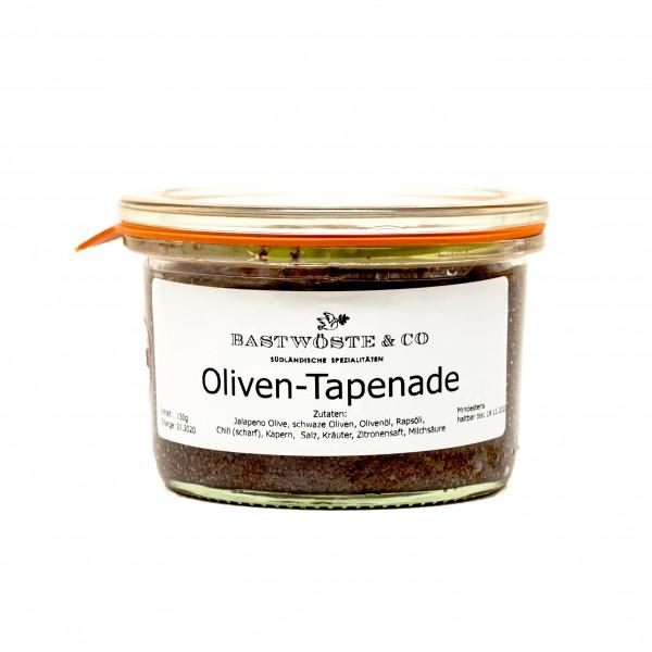 Oliven Tapenade