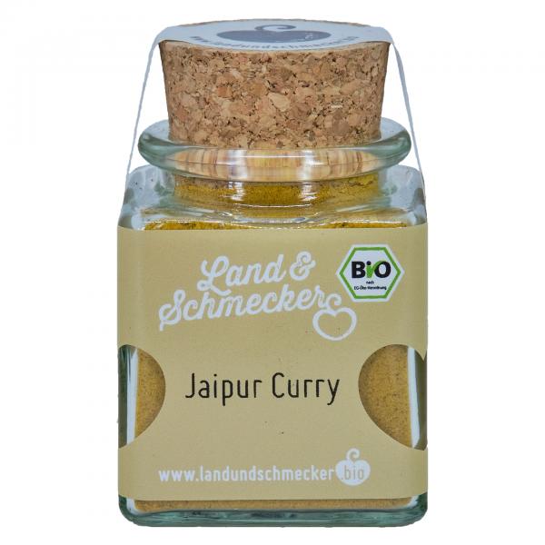 Bio Indischer Curry (scharf)