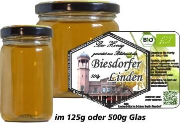 Bio-Honig Biesdorfer Linden