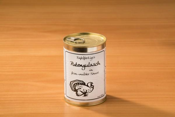 Putengulasch, 400g