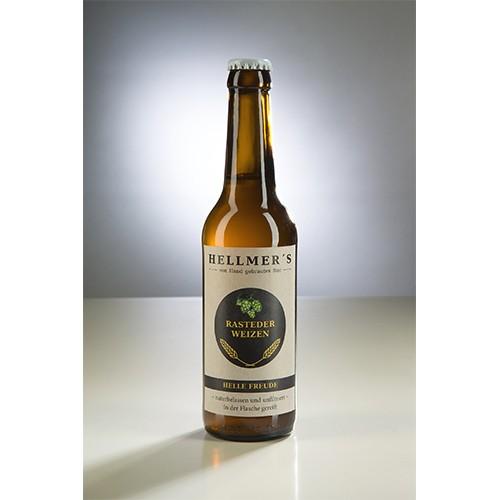 Rasteder Weizen Bier