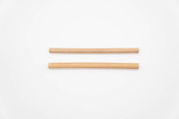 Bambusstrohhalme