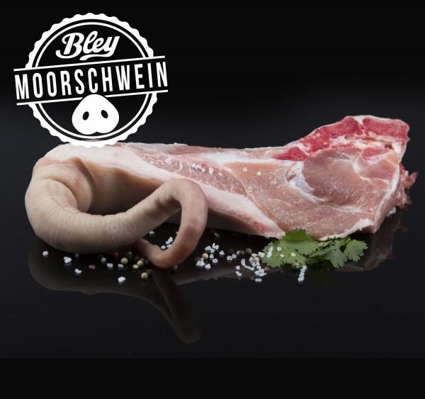 Moorschwein Schwänze