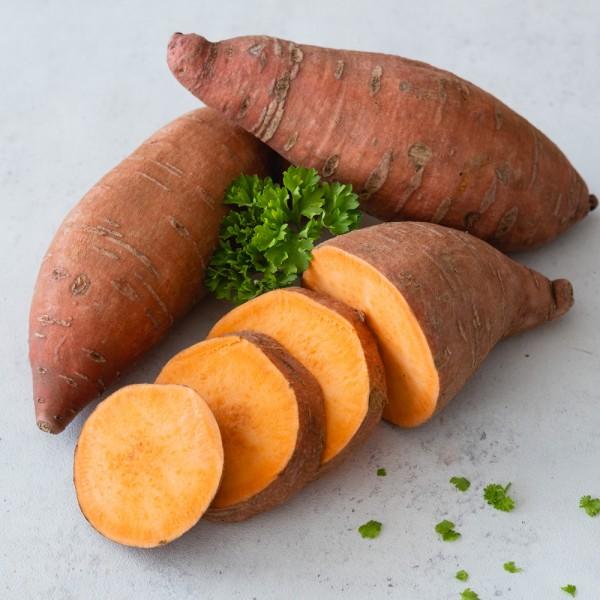 Süßkartoffel - mittel / klein