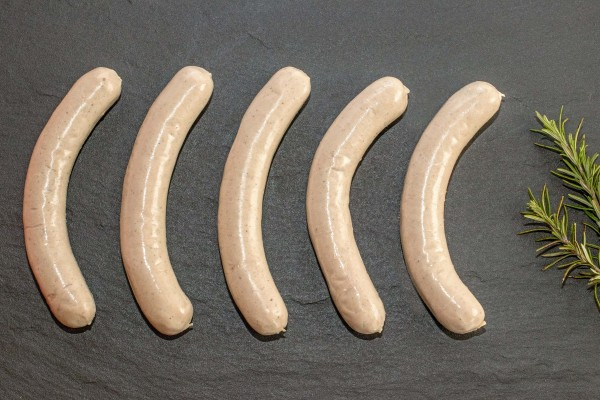 Wagyu-Cross Rinder-Bratwurst
