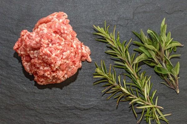 Rinderhackfleisch vom Limousinrind