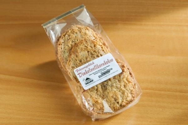 Friesengebäck Dinkelvollkornkekse, 150g Packung