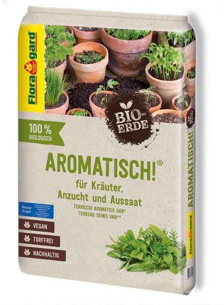 Bio Aussaat- und Kräutererde Aromatisch - 10 Liter