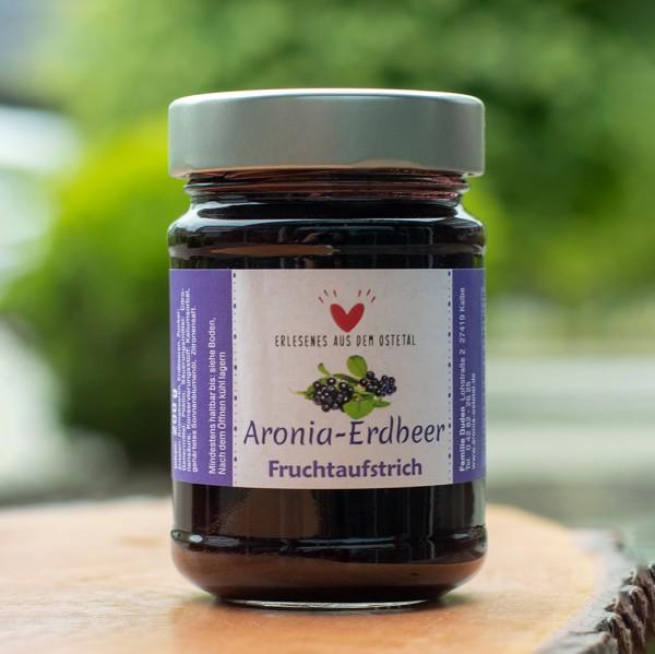 Fruchtaufstrich Aronia-Erdbeer