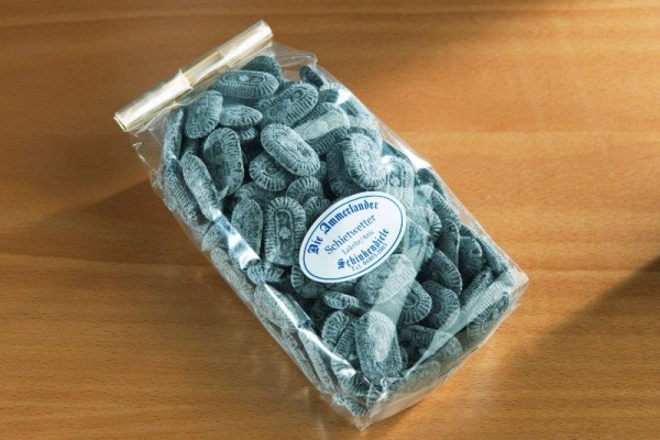 Schietwetter - Bonbons, 125g Tüte