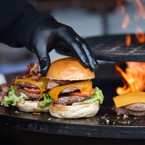 Burger - Die schnelle Kochbox