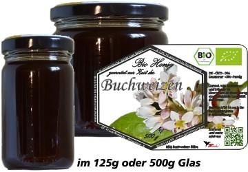 Bio-Honig Buchweizen