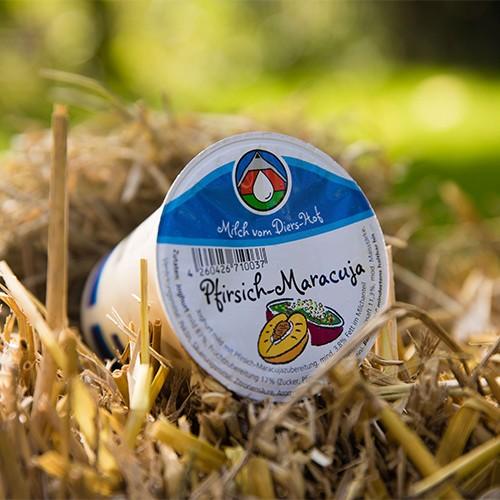 Diers Joghurt Pfirsich-Maracuja