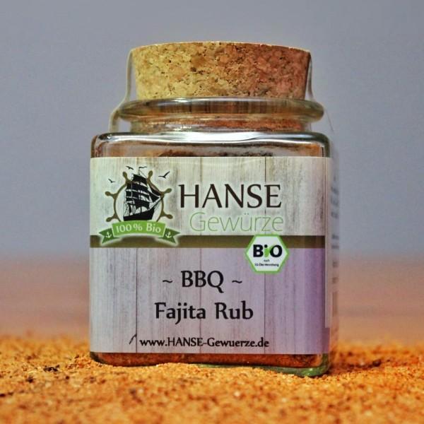 BIO BBQ Fajita Rub