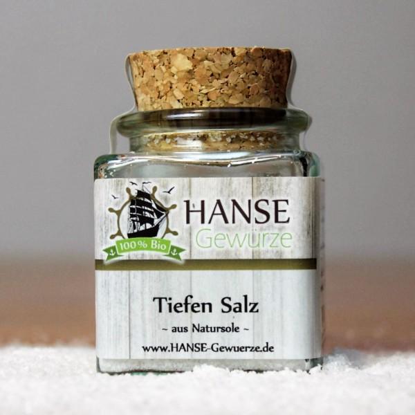 Gewürz, Tiefen Salz