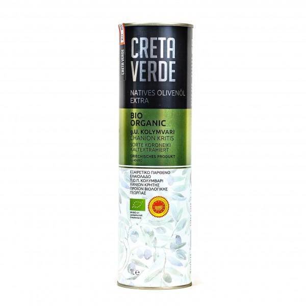 Creta Verde Bio-Olivenöl